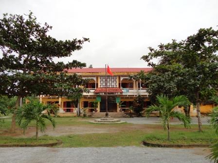 TH Hoàng Hoa Thám phấn đấu xây dựng trường chuẩn QG